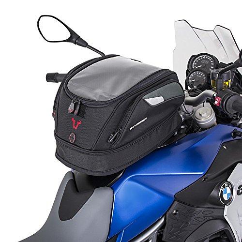 Tank bag set SW-Motech Quick-Lock Evo Sport + tank ring for Yamaha FZS 600 Fazer 98-03 by SW-MOTECH (Image #5)