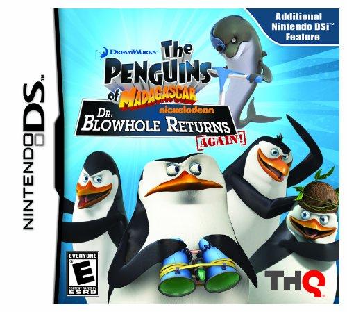 ar: Dr Blowhole Returns Again - Nintendo DS ()