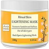 Auravedic Skin Lightening Mask, 100g