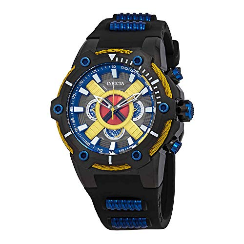 - Invicta Marvel Chronograph Black Dial Men's Watch 27488