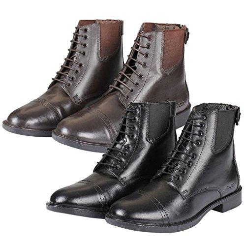 Black Horka Jodhpur Deluxe Jodhpur Horka Boot Boot wY7q4
