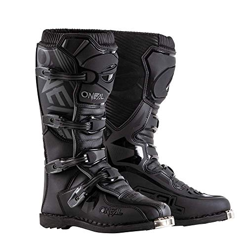 Mens Mx Motorcycle Boots - O'Neal Element Men's Boots BLACK 13