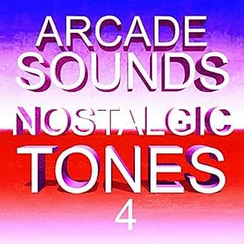 Nostalgic Tone 23 by Arcade Sounds on Amazon Music - Amazon com