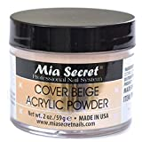 Best Acrylic Powders - Mia Secret Cover Beige Acrylic Powder 2 Oz Review