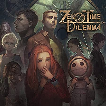 Zero Escape: Zero Time Dilemma - PS4 [Digital Code]