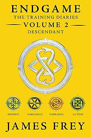 book cover of Descendant
