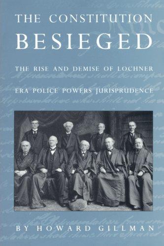 Constitution Besieged