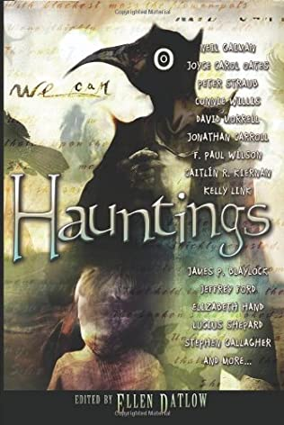 book cover of Hauntings