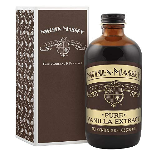 (Nielsen-Massey Pure Vanilla Extract, with Gift Box, 8 ounces)
