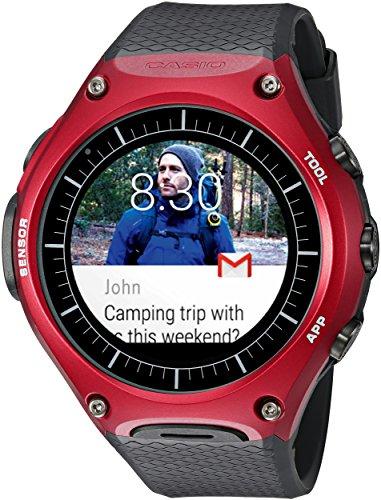 Casio WSD-F10 Smart Outdoor Watch Casio