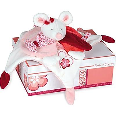 Clementine La Souris (Mouse) Blanket Toy Plush: Baby
