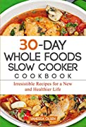 Over 80% of Americans have a slow cooker. If you're one of them, you need this cookbook, and you need to start cooking healthy whole-food recipes with it! The slow cooker as we know it has been around since the 1970's, and has yet to go out of fashio...