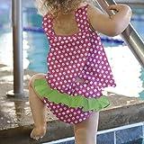 i play. 2pc Ruffle Tankini Swimsuit Set with Snap