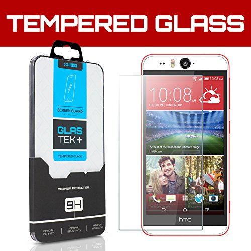 Tempered Glass Screen Protector for HTC Desire EYE - 9
