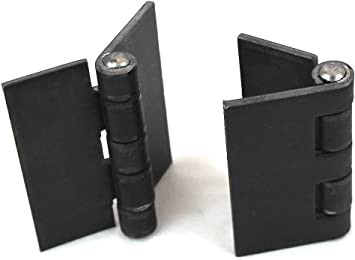 Heavy Duty Weldable 5 Pairs 4 x 4 Gate Hinges-Steel Butt Hinge//HVY Gates Doors /…