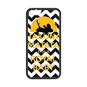 iphone6 4.7 inch phone cases Black Hakuna Matata cell phone cases Beautiful gifts TWQ06702509