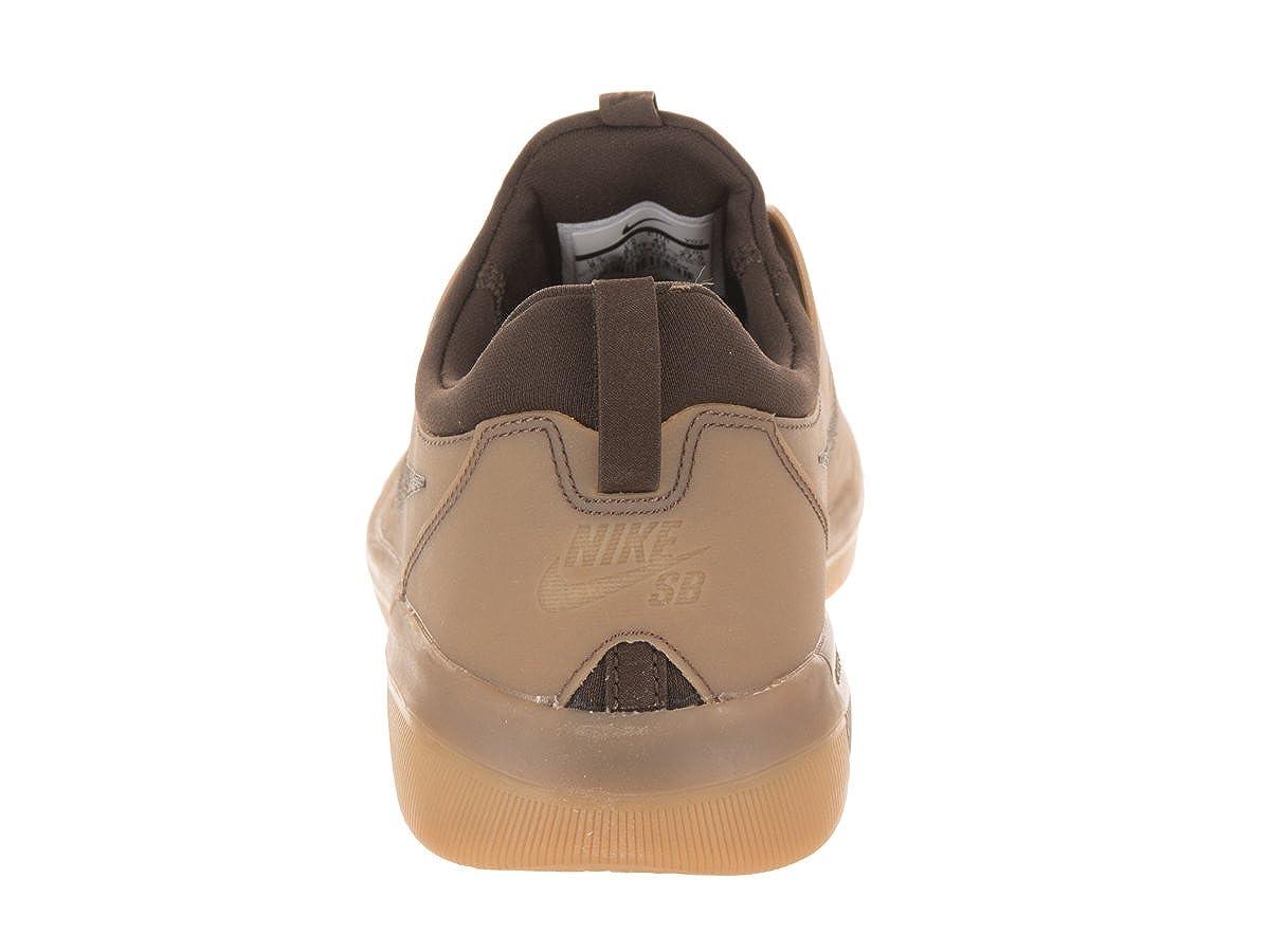 reputable site d25b6 d5e82 Nike SB Nyjah Free Hombres Zapatillas  Amazon.es  Zapatos y complementos