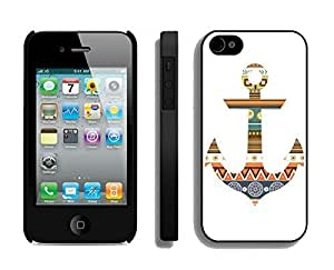 Custom Case For HTC One M7 Cover Colorful Anchor Aztec Designer Cell Phone Soft Silicone Hard Black Cover Accessories for HTC One M7