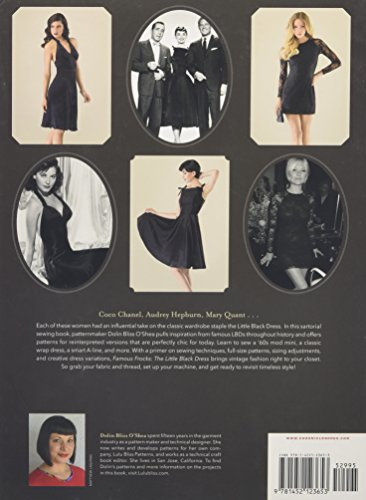 Famous Frocks: The Little Black Dress: Patterns for 20 - Import