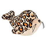 Wildlife Tree 3.5 Inch Leopard Seal Mini Small Stuffed Animals Bulk Bundle of Ocean Animal Toys or Sea Party Favors for Kids Pack of 12