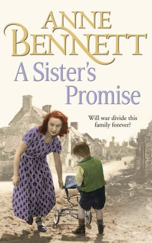 book cover of A Sister\'s Promise