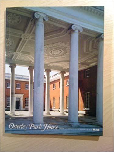 A Guide to Osterley Park House by John Hardy (1986-10-03)
