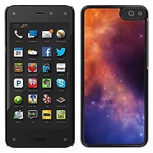 Caucho caso de Shell duro de la cubierta de accesorios de protección BY RAYDREAMMM - Amazon Fire Phone - Galaxy Colores