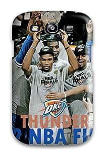 Ryan Knowlton Johnson's Shop 2604540K474238924 oklahoma city thunder basketball nba NBA Sports & Colleges colorful Samsung Galaxy S3 cases
