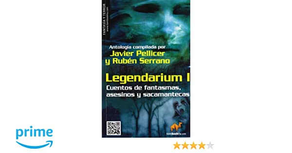 Legendarium I (Tombooktu Fantasia y Terror): Amazon.es: Varios ...