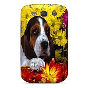 Fashion Protective Dog 1 Case Cover For Galaxy S3