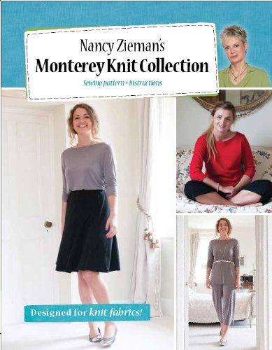 Nancy Zieman Patterns - Monterey Knit Collection ()