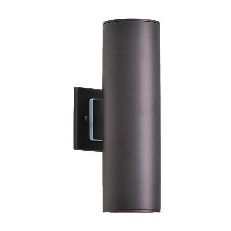 Exterior Wall Light Fixture, Brown IP54 Waterproof Outdoor Wall ...