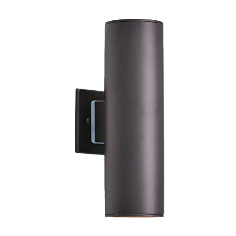 Exterior Wall Light Fixture, Brown IP54 Waterproof Outdoor Wall Sconce  Porch U0026 Patio Lighting,