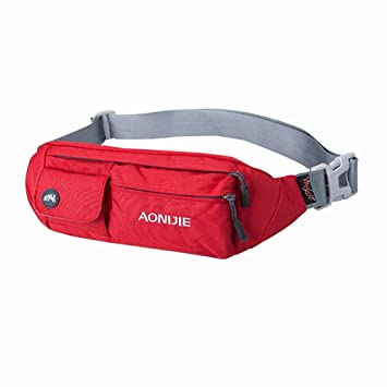 56b96f81954b AONIJIE Premium Waterproof Waist Pack Running Belt Exercise Bag Fanny Pack  for Sports Outdoors Workout Jogging Cycling Hiking