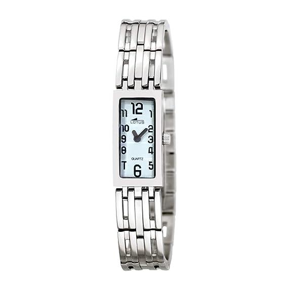 Reloj Lotus Referencia 15366/8 de Mujer, Rectangular. con ...