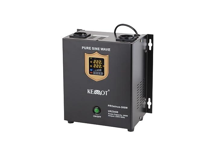 1 opinioni per Kemot urz3408Alimentazione di emergenza, Inverter onda sinusoidale pura
