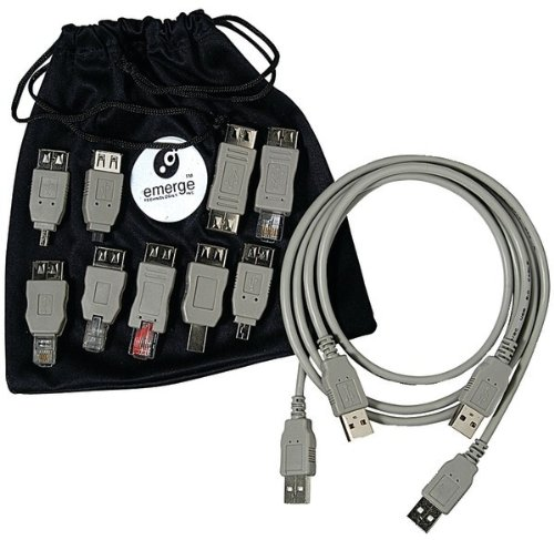 USB 2.0 Universal Cable Kit, 6 ft Computers, Electronics, Office Supplies, Computing by WMU