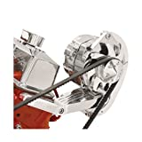 Billet Specialties 10420 Independent Driver Side Mount Alternator Bracket for Small Block Chevy