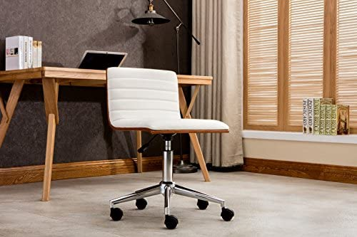 Porthos Home Alyson Office Chair, White