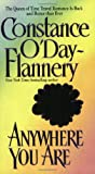 Anywhere You Are, Constance O'Day-Flannery, 0380801698