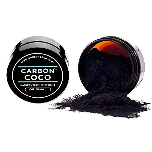 Carbon Coco natural teeth whenting ACTIVATED CHARCOAL TOOTH POLISH 40G