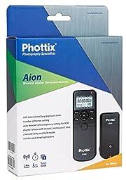 Phottix Aion Wireless Timer and Shutter Release Nikon