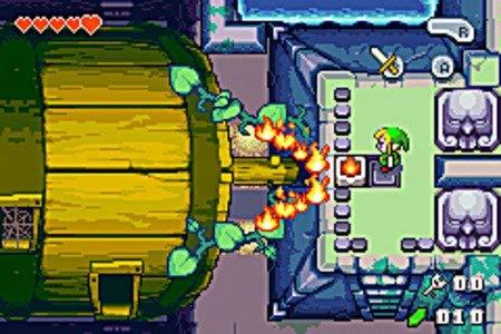 The Legend of Zelda - The Minish Cap (Renewed)