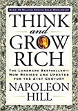 [By Napoleon Hill ] Think and Grow Rich: The Landmark Bestseller Now Revised and Updated for the 21st Century (Think and Grow Rich Series) (Paperback)【2018】by Napoleon Hill (Author) (Paperback)