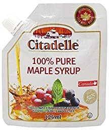 Shitaderu maple syrup smart pack 165g