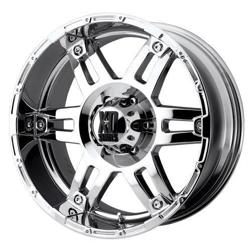 (XD-Series Spy XD797 Chrome Wheel (17x8