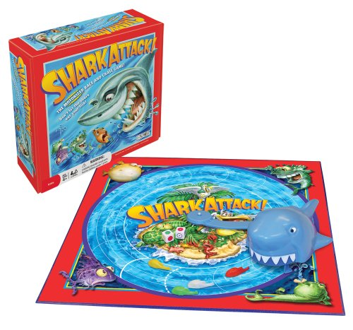 Patch Shark Attack -