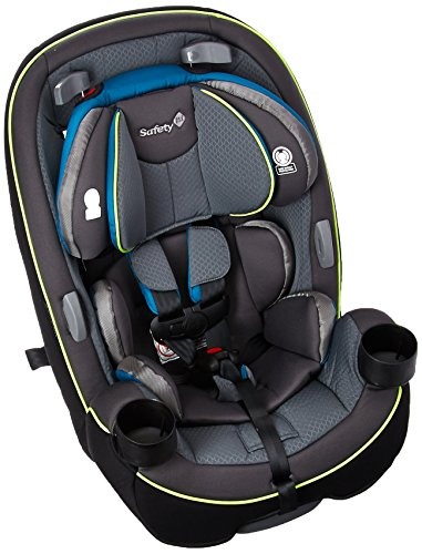 Safety 1st Safety 1ˢᵗ Grow and Go 3-in-1 Convertible Car Seat, Port Royal Review