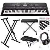 Best Yamaha Keyboards - NEW Yamaha PSREW410 76-key Portable Keyboard with Knox Review
