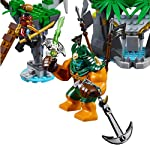 LEGO-Ninjago-City-Multicolore-70604